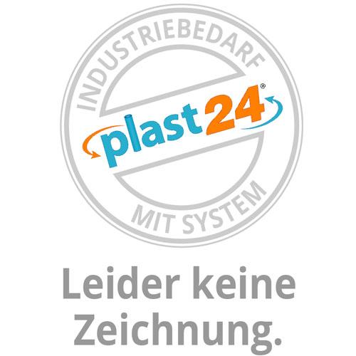 """PP Anbohrschelle 63 x 1//2/"""" für PE Rohre Anschlussschelle mit Innengewinde"""